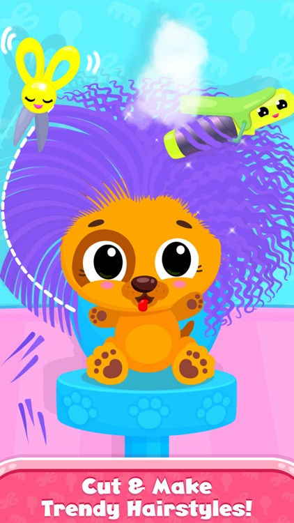 Cute & Tiny Hair Salon screenshot-3