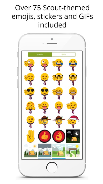 Scoutmoji screenshot-1