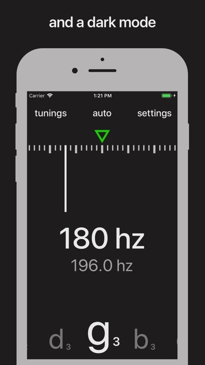Fine Tuner - Chromatic Tuner screenshot-4