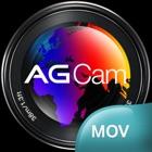 AGCam MOV icon