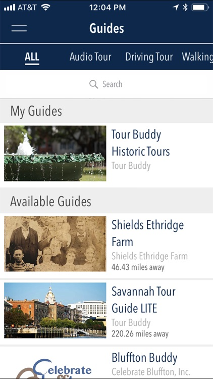 Tour Buddy Historic Tours
