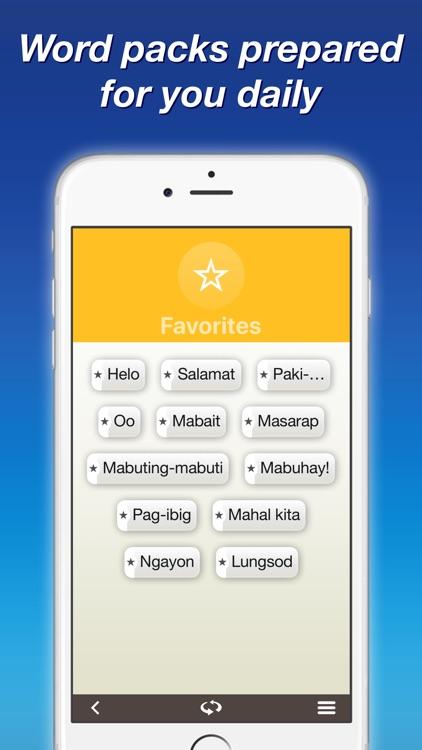 Tagalog by Nemo screenshot-3