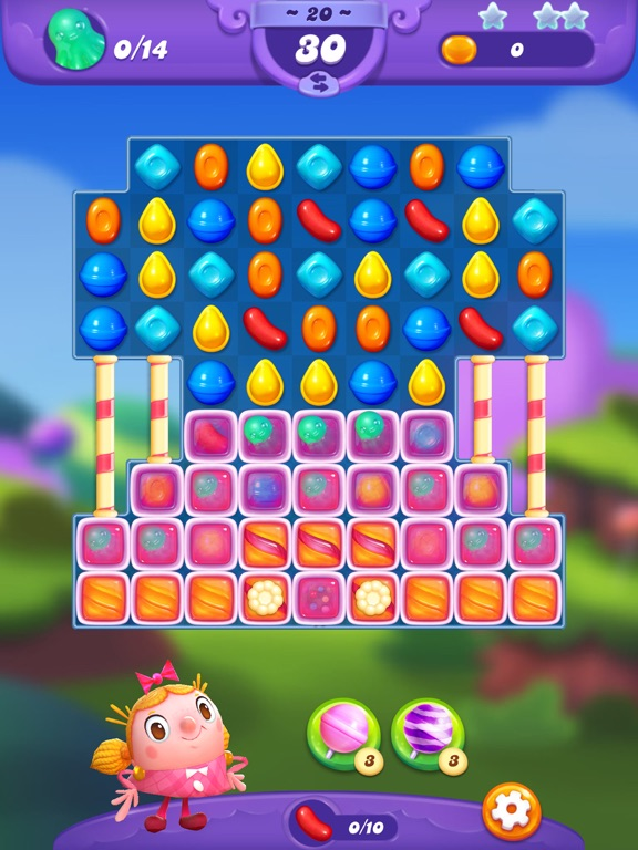 Candy Crush Friends Saga screenshot 12