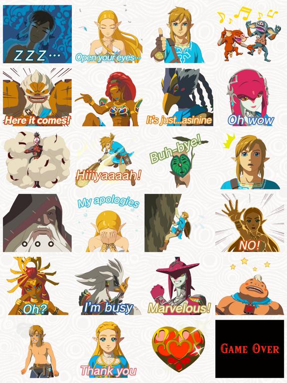 Screenshot #4 pour Zelda: Breath of the Wild