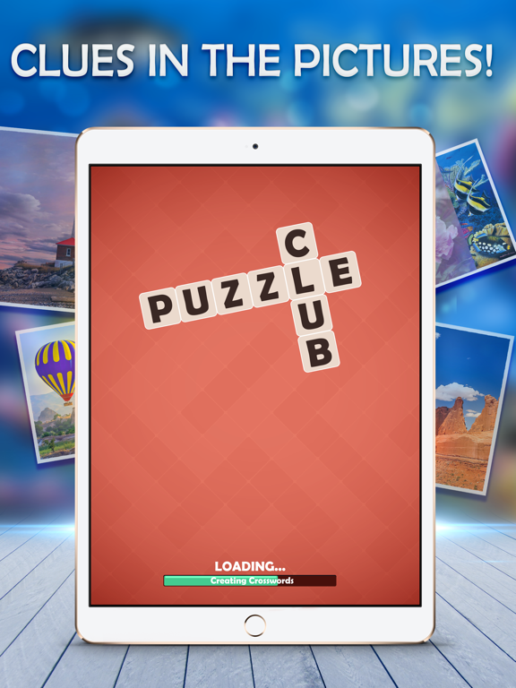 Puzzle Club: Jumble Crosswords screenshot 10