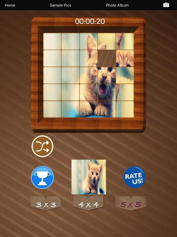 Sliding Puzzle Mania : An Addictive Puzzle Game screenshot 7