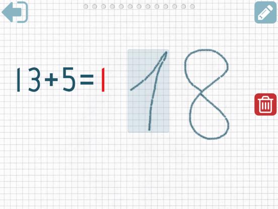 Second Grade Math Trainer screenshot 7