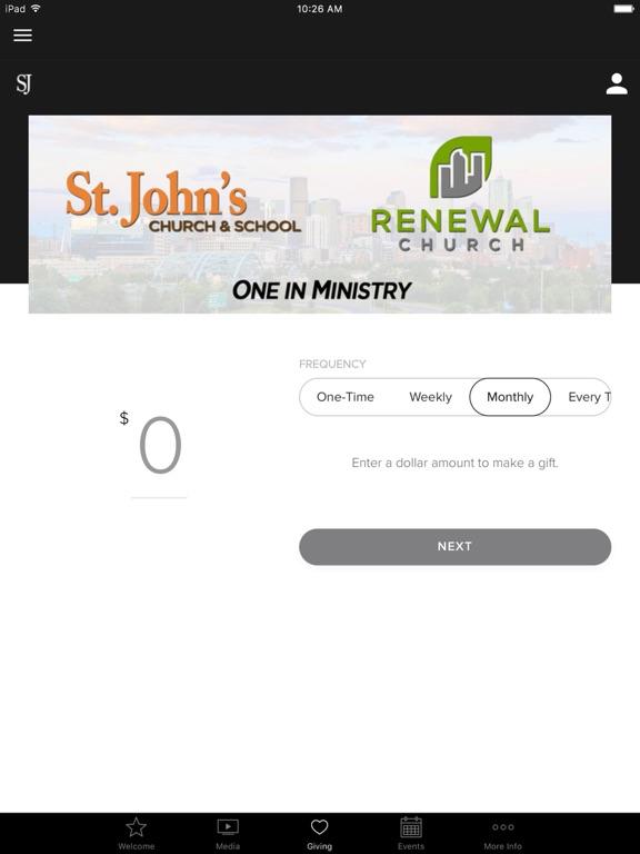 Renewal Church Denver screenshot 6