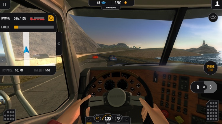 Truck Simulator PRO 2 screenshot-3