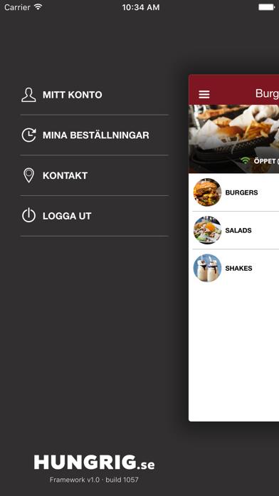 Burger Love Screenshot