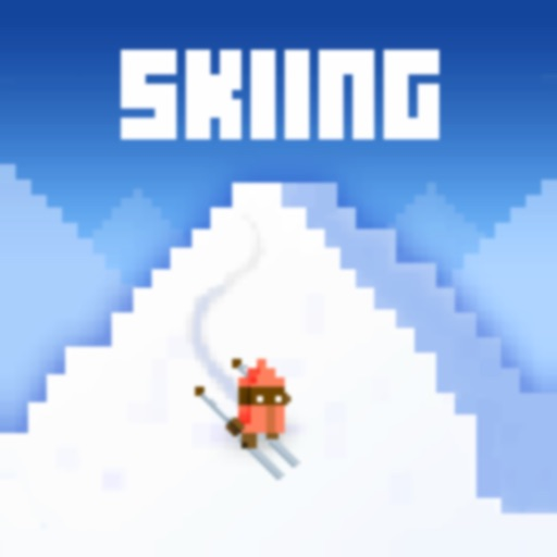 Skiing Yeti Mountain