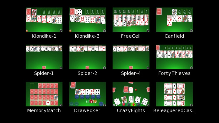Card Shark Solitaire screenshot-0