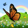图画书:蝴蝶!