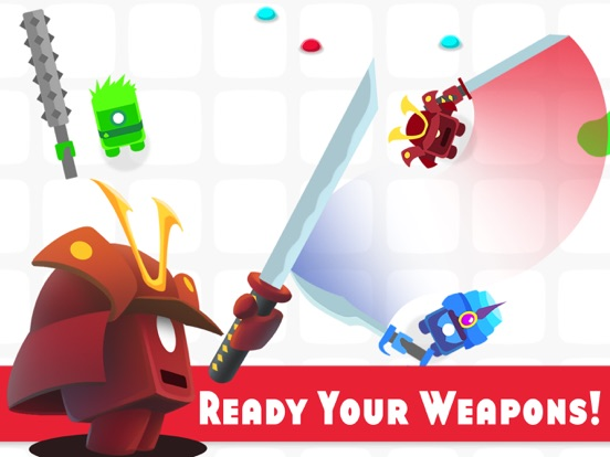 Goons.io Knight Warriors screenshot 6