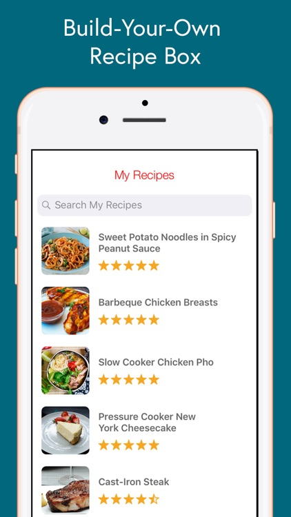 Tasty Healthy Recipes: Mealthy screenshot-3
