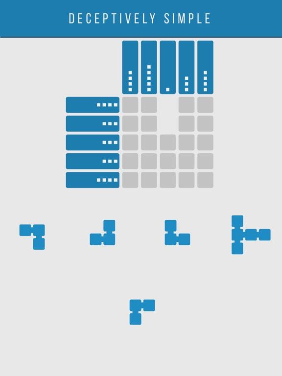 Screenshot #4 for Shapeuku - Shape Puzzle Game