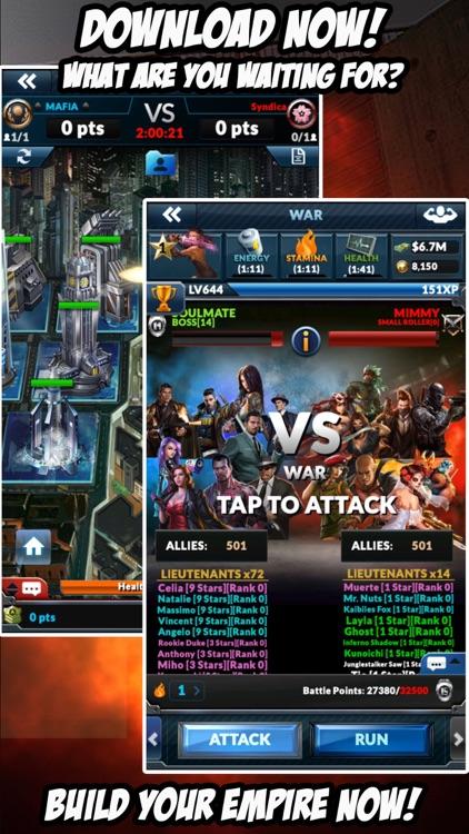 Underworld Empire screenshot-4