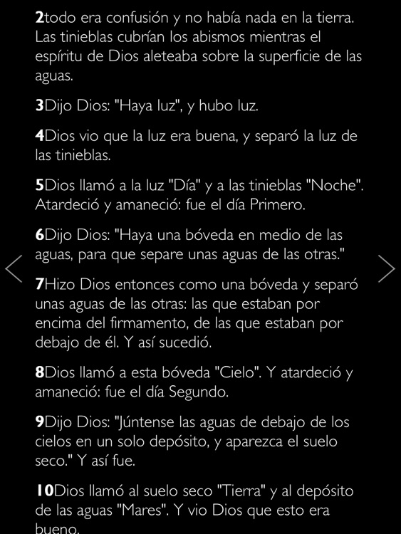 La Biblia Catolica para iPad screenshot-4