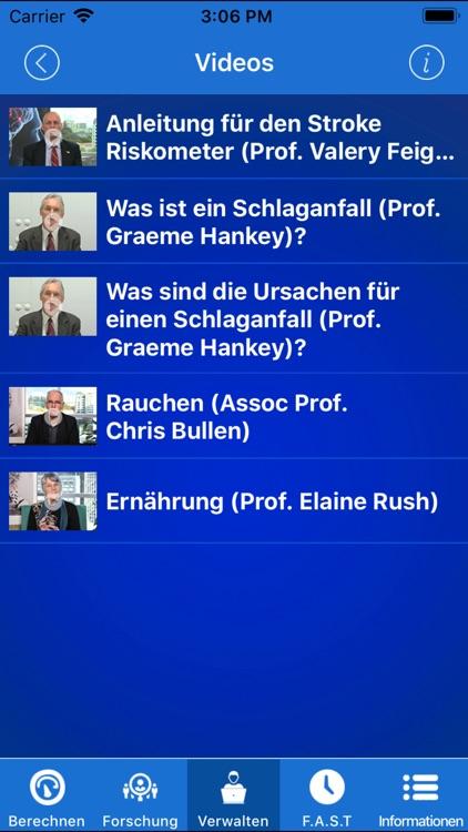 Stroke Riskometer German Pro screenshot-3