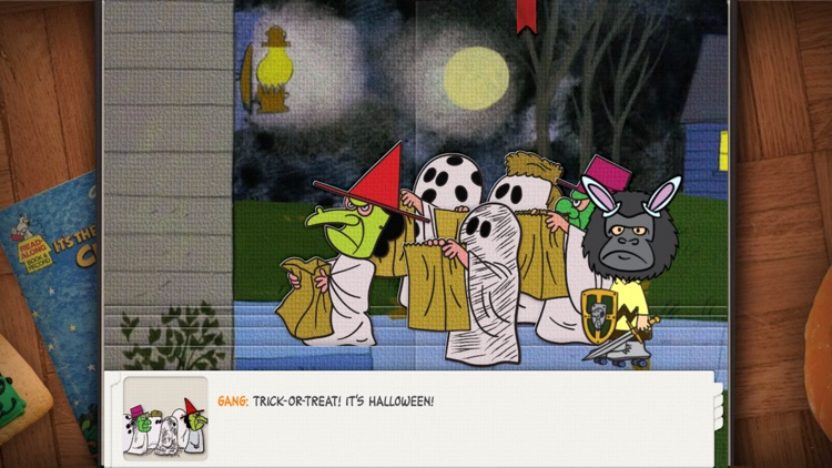 Great Pumpkin, Charlie Brown screenshot-3