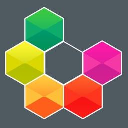 六角碎片-超级好玩的消除小游戏