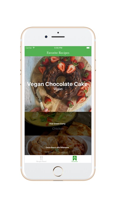 Screenshot #6 for Easy Meal Recipes Menu Planner