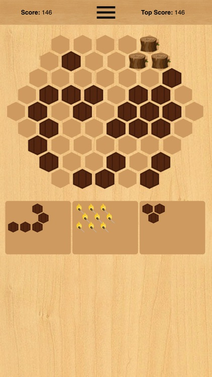 Wooden Hexa Puzzle screenshot-3