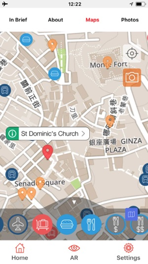 Macau Travel Guide Offline on the App Store on print maps, advertising maps, service maps, facebook maps, online interactive maps,