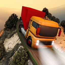 Heavy Cargo Truck Transport 3D