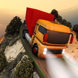 Heavy Cargo Truck Transport 3D