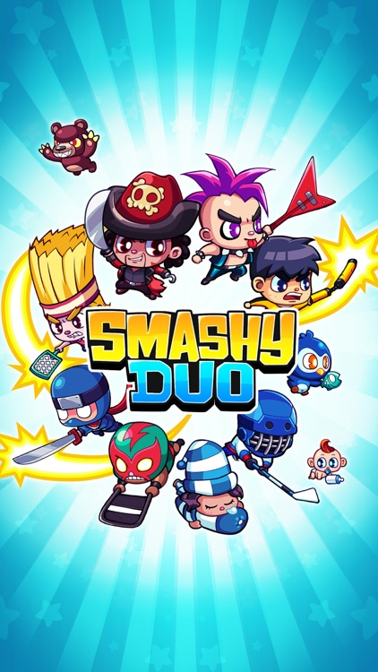 Smashy Duo screenshot-6