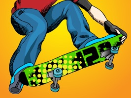 Skate - Skateboard Sticker App