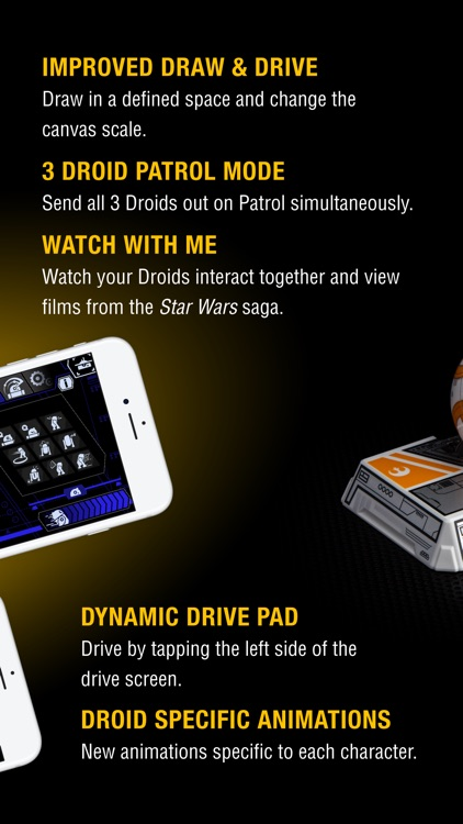 Star Wars Droids App by Sphero screenshot-3