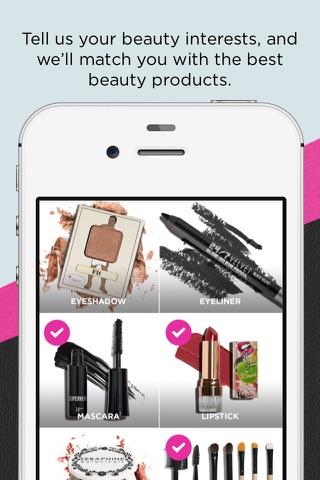 ipsy - makeup, beauty, tips screenshot 1