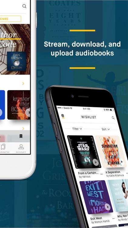 Audiobooks from eStories