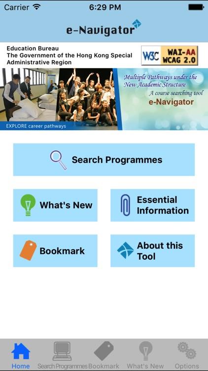 e-Navigator (EDB) by Infin Media Company Limited