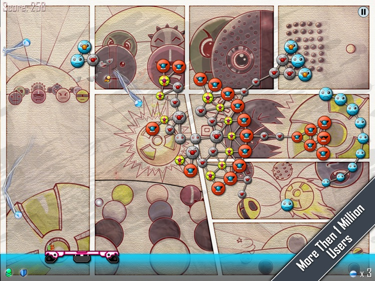 Atomic Ball HD screenshot-4