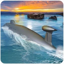 Submarine Strike War 3D