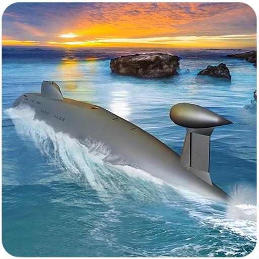 Подводная лодка Удар War 3D