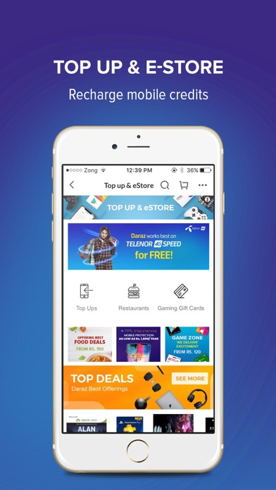 Download Daraz Online Shopping App for Pc