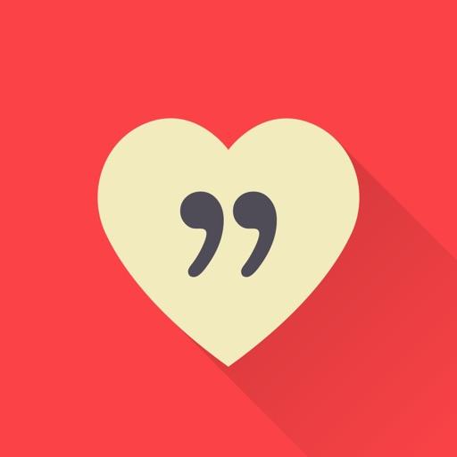 Daily Love - Romantic Quotes iOS App