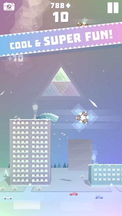 Ookujira - Giant Whale Rampage screenshot-4