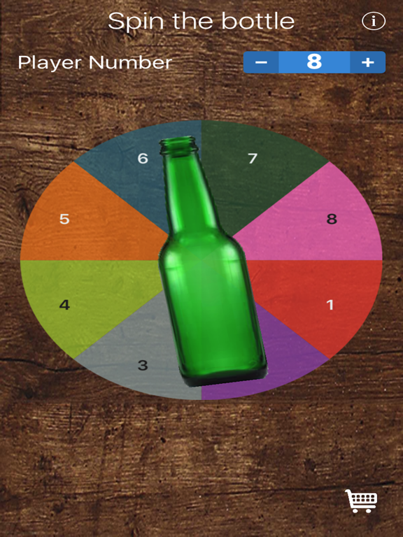 Spin The Bottle for Party Game screenshot 4
