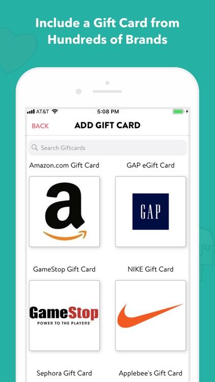CardSnacks: ecards, greetings screenshot-5