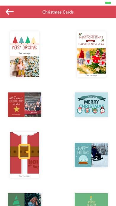 christmas card maker 2017