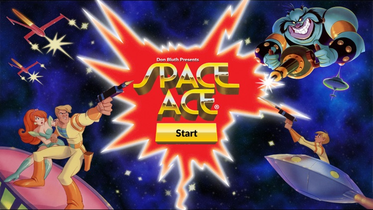 Space Ace screenshot-0