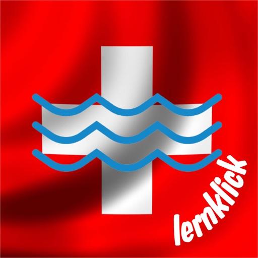 iLake quiz about Swiss lakes
