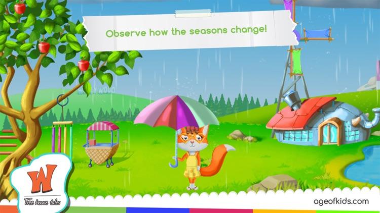 Seasons & Weather Wonderwood screenshot-4