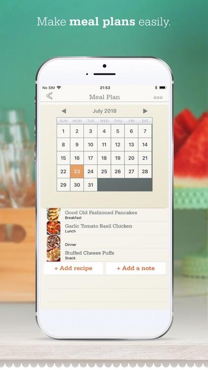 Recipe Organizer by OrganizEat screenshot-4