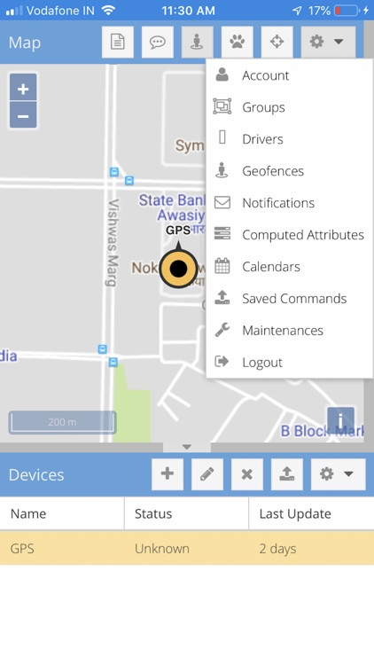 Akari GPS Tracker screenshot-3
